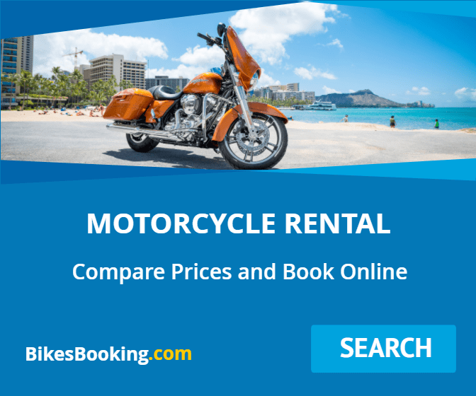 BikesBooking.com - online booking service for motorcycles all over the world