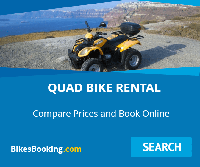 Quad Bike Rental and Car Rental